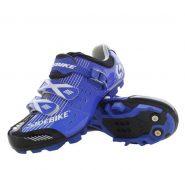 Mountain bike lock shoes non-slip